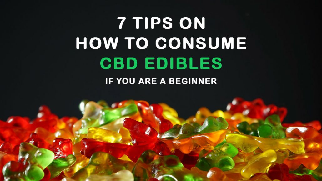 How Do I Consume CBD Gummies?