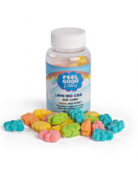 CBD Bear Gummy